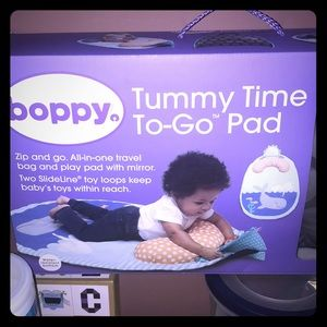 Other - Sold-Boppy Tummy Time To-Go pad
